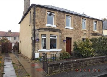 Thumbnail 3 bed semi-detached house for sale in Park Road, Bonnyrigg