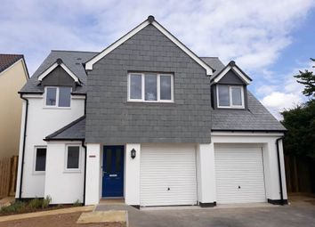 Thumbnail 5 bed detached house for sale in The Cambridge, Taw View Development, Bickington, Barnstaple