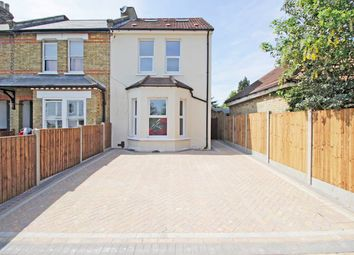 Thumbnail 4 bedroom end terrace house to rent in Courtenay Road, London