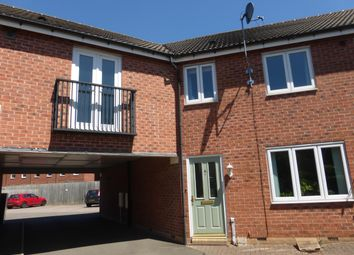 Thumbnail 2 bed flat to rent in Bradley Drive, Grantham