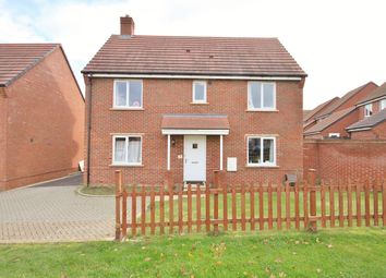 Thumbnail 4 bed detached house to rent in Robin Way, Didcot