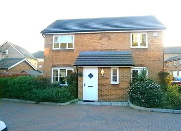 Thumbnail 3 bed detached house to rent in Nine Acres Close, Hayes, Middlesex