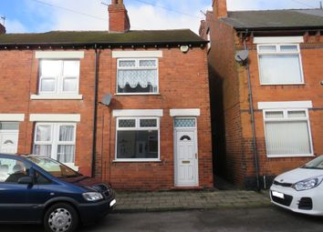 Thumbnail 2 bed end terrace house for sale in Douglas Road, Huthwaite, Sutton-In-Ashfield