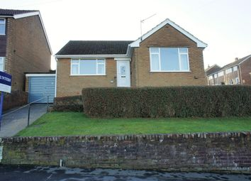Thumbnail 2 bedroom detached bungalow for sale in Churchill Road, Stocksbridge, Sheffield