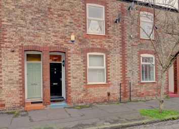 Thumbnail 2 bed terraced house for sale in Hazelbank Avenue, Withington
