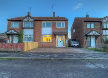Thumbnail 2 bed semi-detached house for sale in Windsor Court, Grangetown, Middlesbrough