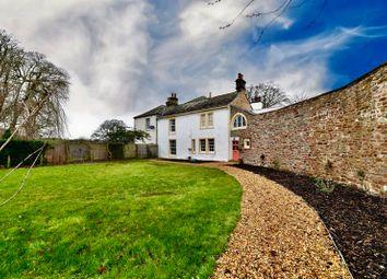 Thumbnail 4 bedroom semi-detached house for sale in Southwaite, Carlisle