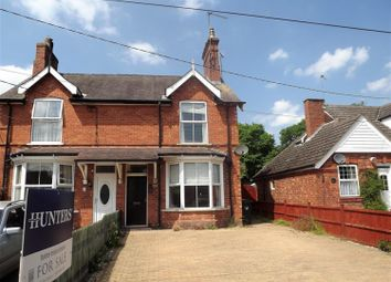 Thumbnail 3 bedroom semi-detached house for sale in Tor-O-Moor Road, Woodhall Spa