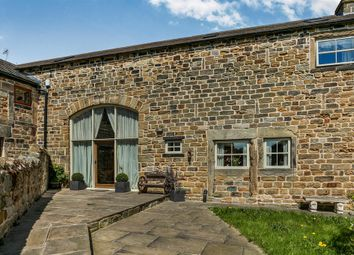 Thumbnail 4 bed barn conversion for sale in Edderthorpe Lane, Darfield, Barnsley