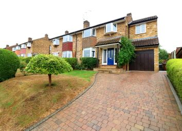 Thumbnail 5 bed semi-detached house for sale in Kindersley Way, Abbots Langley