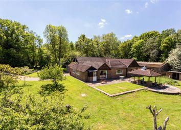Thumbnail 4 bed detached house for sale in Ashen Grove Road, Knatts Valley, Sevenoaks, Kent