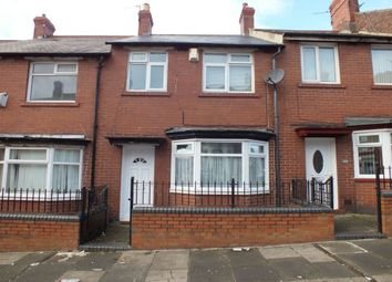Thumbnail 3 bed terraced house to rent in Hampstead Road, Benwell, Newcastle Upon Tyne