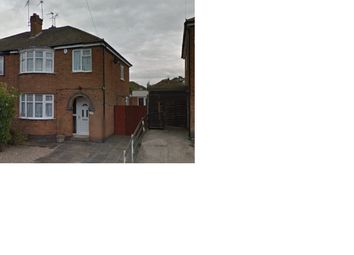 Thumbnail 3 bedroom semi-detached house to rent in Bradgate Drive, Wigston, Leicester