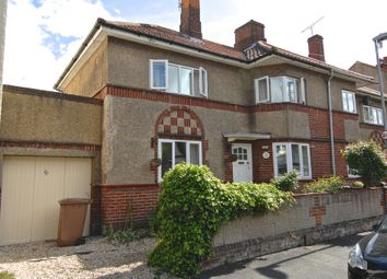 Thumbnail 3 bedroom semi-detached house to rent in Kingsley Road, Norwich