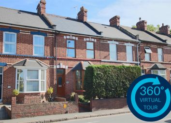 Thumbnail 4 bed terraced house for sale in Alphington Road, St. Thomas, Exeter