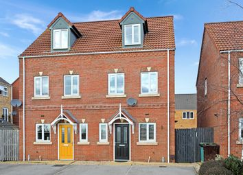 Thumbnail 3 bed semi-detached house for sale in Park Drive, Lofthouse, Wakefield