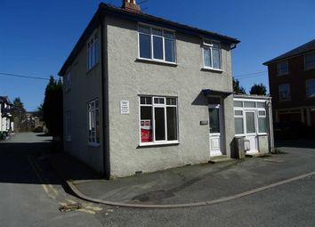 Thumbnail 3 bed detached house for sale in Tetbury House, Cemetery Square, Llanidloes, Powys