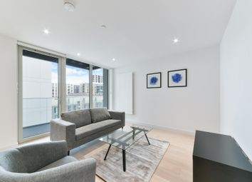 Thumbnail 1 bed flat for sale in Portland House, Royal Wharf, London