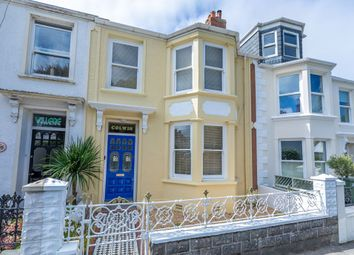 Thumbnail 4 bed terraced house to rent in Rouge Huis Avenue, St. Peter Port, Guernsey