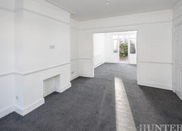Thumbnail 3 bed terraced house to rent in Thackeray Avenue, London