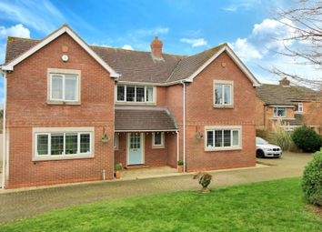 Thumbnail 4 bed detached house for sale in Manor Lane, Langham, Oakham