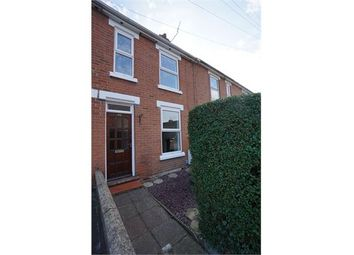 Thumbnail 3 bed terraced house to rent in Wickham Road, Colchester, Essex.