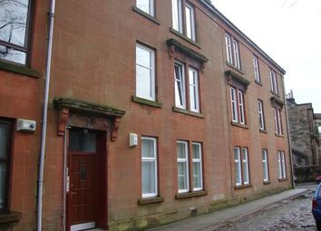 Thumbnail 2 bed flat to rent in Mcintyre Place, Paisley