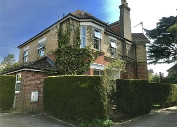 Thumbnail 1 bed flat for sale in Sandringham Road, Lower Parkstone, Poole