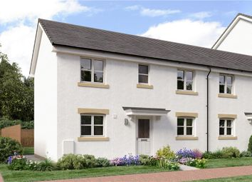 "Thumbnail 3 bed semi-detached house for sale in ""Darwin Semi"" at Gilmerton Station Road, Edinburgh"