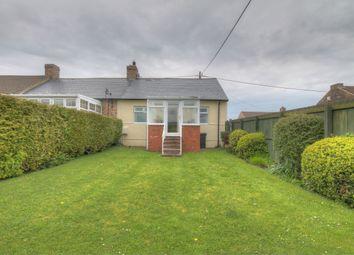 Thumbnail 2 bedroom bungalow for sale in Grange Street, Delves Lane, Consett