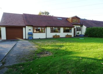 Thumbnail 5 bed bungalow for sale in Old School Lane, Lostock Hall, Preston