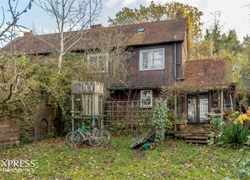 Thumbnail 3 bed semi-detached house for sale in Wotton Underwood, Aylesbury, Buckinghamshire