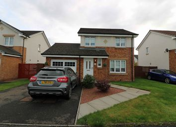 Thumbnail 3 bed detached house for sale in Grainger Way, Motherwell, Lanarkshire