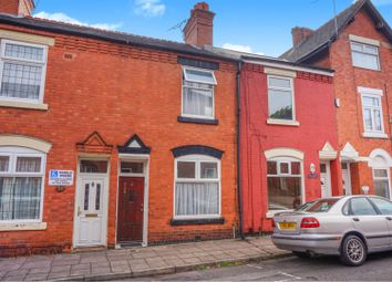 Thumbnail 3 bed terraced house for sale in Halstead Street, North Evington