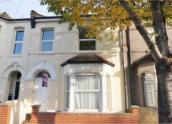 Thumbnail 4 bed maisonette to rent in Leytonstone, London
