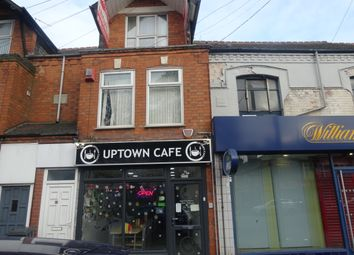 Thumbnail Restaurant/cafe to let in Uppingham Road, Leicester