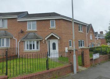 Thumbnail 3 bedroom property to rent in Stanley Road, Wolverhampton