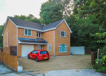 Thumbnail 4 bed detached house to rent in St. Lythan Close, Dinas Powys