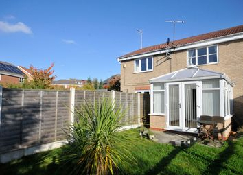 Thumbnail 2 bed town house to rent in Old Quarry Close, Barlborough, Chesterfield