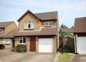 Thumbnail 3 bed detached house for sale in The Glebe, Cumnor