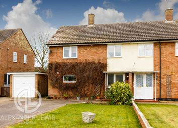 Thumbnail 3 bedroom end terrace house for sale in Western Way, Letchworth Garden City
