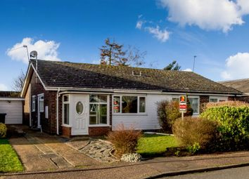 Thumbnail 2 bedroom semi-detached bungalow for sale in Surlingham Drive, Swaffham