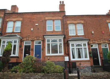 Thumbnail 2 bed terraced house for sale in Hartledon Road, Harborne, Birmingham