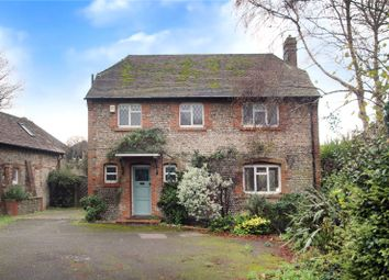 The Street, Rustington, West Sussex BN16. 3 bed detached house for sale