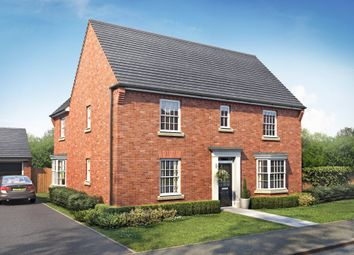 "Thumbnail 4 bed detached house for sale in ""Layton"" at Birmingham Road, Bromsgrove"