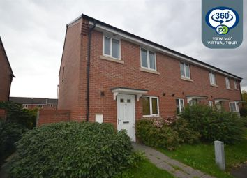 Thumbnail 3 bed end terrace house to rent in Terry Road, Stoke Village, Coventry