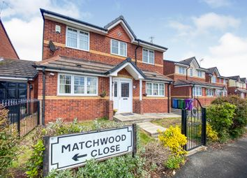 Thumbnail 4 bed detached house for sale in Matchwood Close, Liverpool