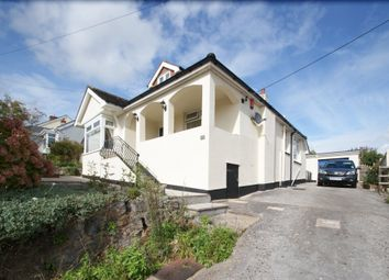 Thumbnail 4 bed detached bungalow for sale in Maidenway Road, Paignton, Devon