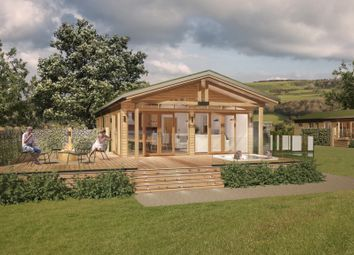 Thumbnail 3 bed lodge for sale in Villas At Caer Rhun Hall, Conwy
