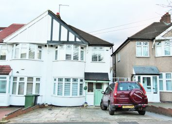 Thumbnail 3 bed end terrace house for sale in Selworthy Road, London